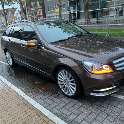 Luxe stationwagen
